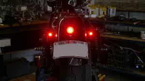 Beleuchtung hinten, Kennzeichenhalter